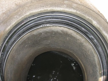 Internal Pipe Joint Seals