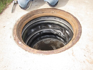 LSS Manhole Chimney Seal