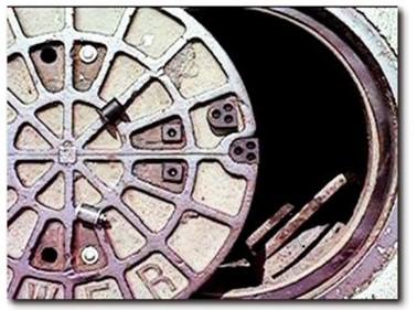 Cretex Manhole Lid Sealing Solutions
