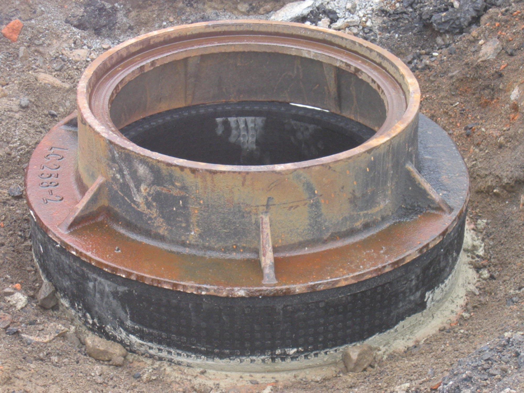 Pro Ring Concrete Grade Ring Alternative Cretex