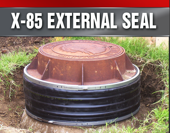 X-85 External Chimney Seal photo
